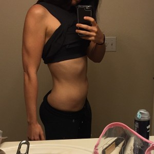 On the blog at FitLizzio.com. Progress pics + workouts for the week.