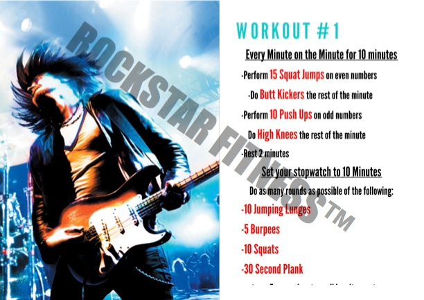 ROCKSTAR FITNESS - Video in a Scrolling Article and a Gallery_1