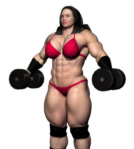 hu_yan___female_bodybuilder___6ft_4in_by_theamazonclub-d56mg7r